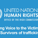 UN HUMAN RIGHTS: Survivors of human trafficking tell their personal stories