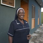 NIGERIA – Sister Patricia Ebegbulem – Bakhita Villa, a shelter she runs for trafficking survivors in Lagos, Nigeria