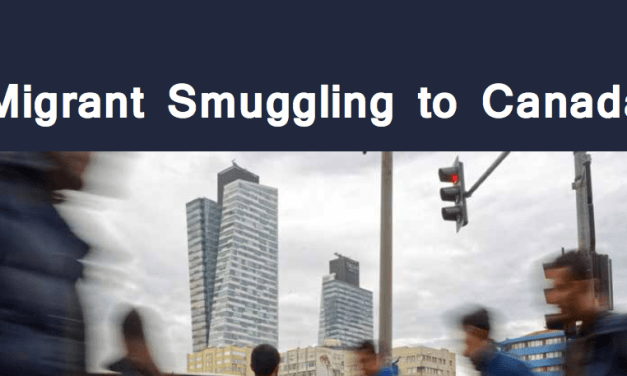 OIM – Migrant Smuggling to Canada: An Enquiry into Vulnerability and Irregularity through Migrant Stories – 2018