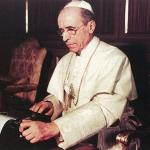 POPE PIUS XII – 1952 / The Moral Limits Of Medical Research And Treatment