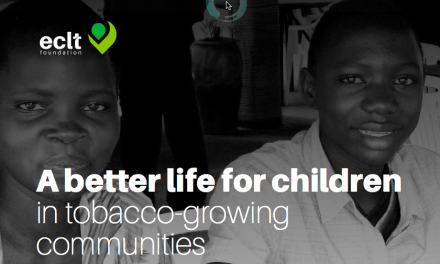 A better life for children in tobacco-growing communities