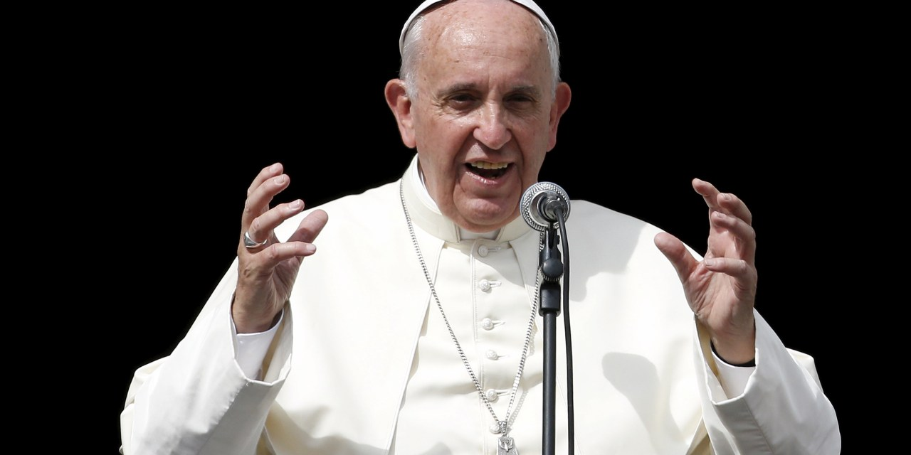 Geneva 30 July 2018 – Pope Francis Says it is the Responsibility of All to Oppose Human Trafficking
