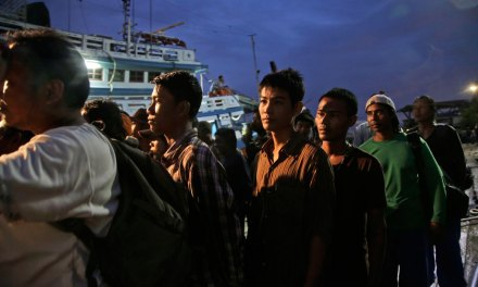 CENTER FOR AMERICAN PROGRESS – Human Trafficking in the International Fishing Industry