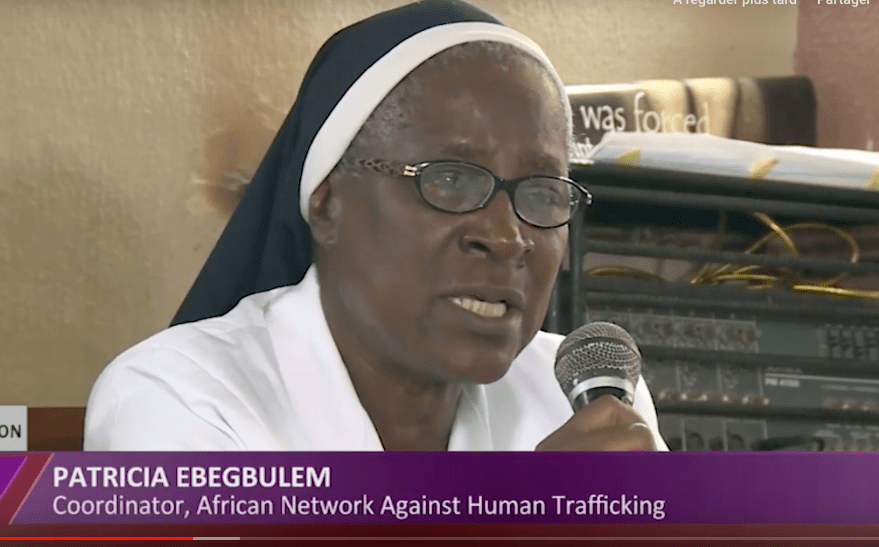 The Bakhita Villa Project Lagos in Nigeria, to save Human trafficked girls from international sex traffic – A project supported by Romain de Villeneuve, Ambassador at-Large for Africa on Migration and Human Trafficking
