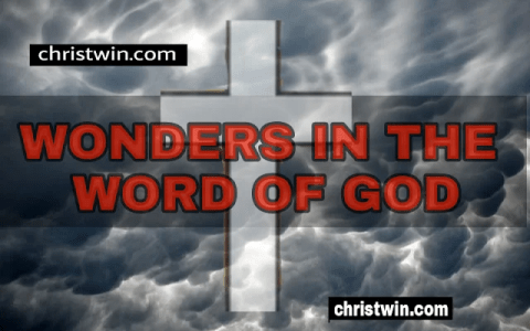 wonders of the word