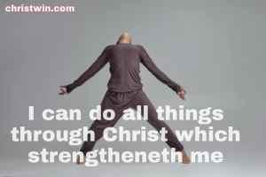 Bible verses about winning