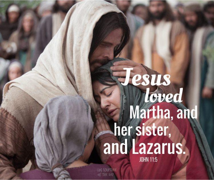 love of jesus bible verses