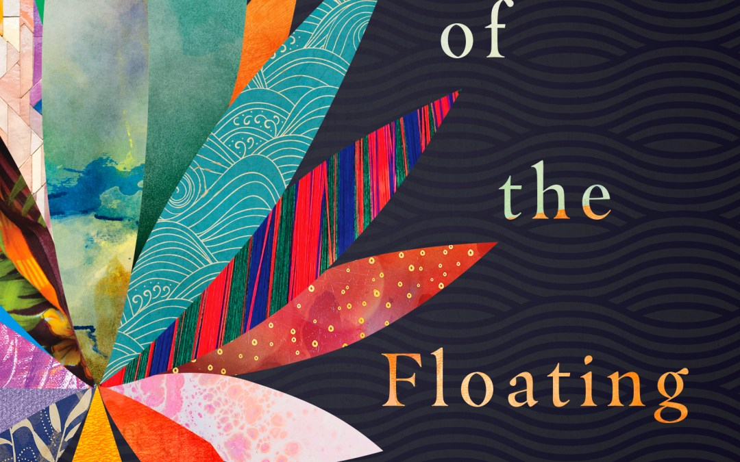 Silmy Abdullah & her debut book: Home of the Floating Lily