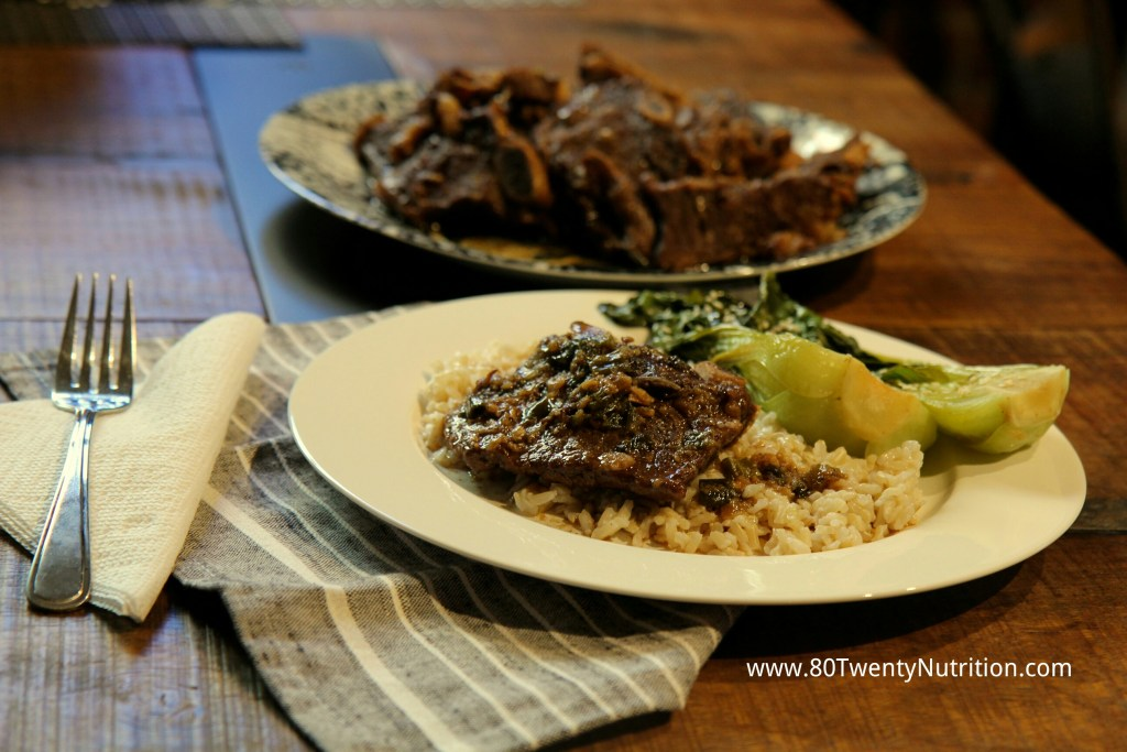 Korean beef shortribs bulgogi bok choy fork tender most delicious recipes braised beef ribs