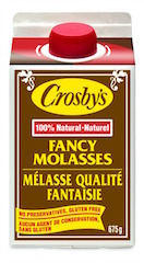 Crosbys Fancy Molasses