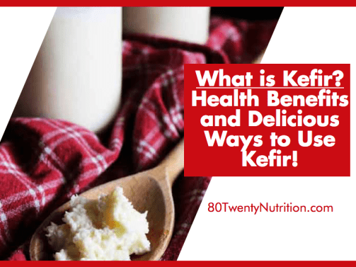 probiotic health benefits kefir grain closeup