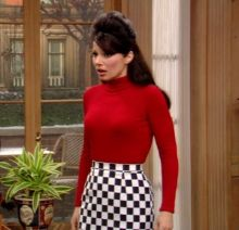Fran Fine from The Nanny