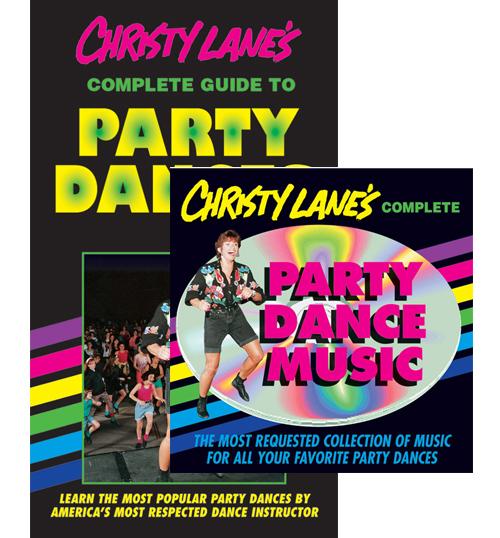 party dancing pkg dvd