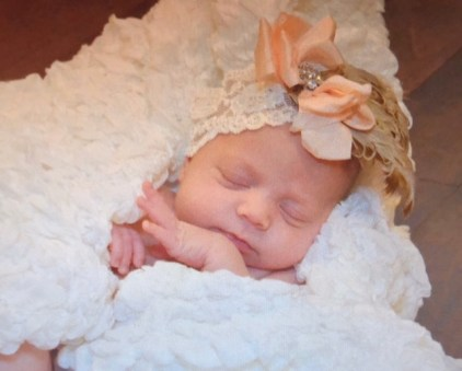 Taya newborn