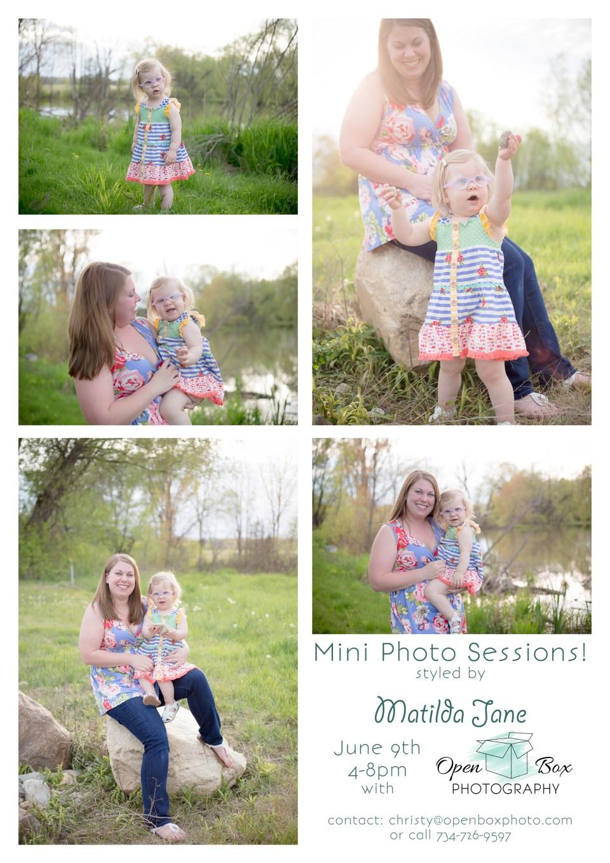 Matilda Jane Collage