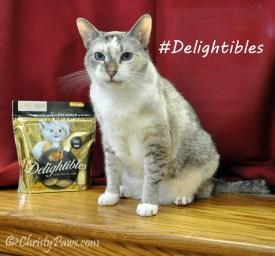 Delightibles Gourmet Cat Treats