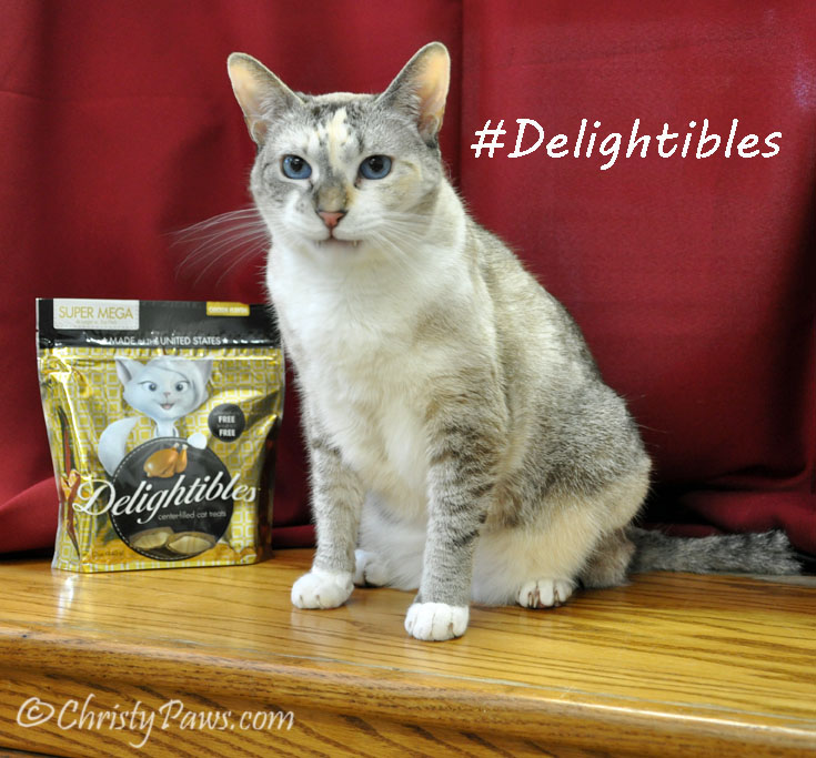 Delightibles -- Paws Way UP!