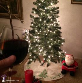 Wine and tree