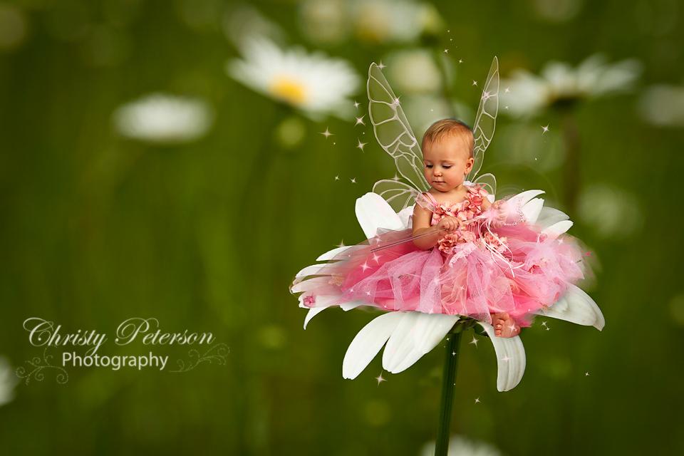 Cute Baby Girl Swing Hd Wallpaper Custom Personalized Fairy Tale Portrait Turn Me Into A
