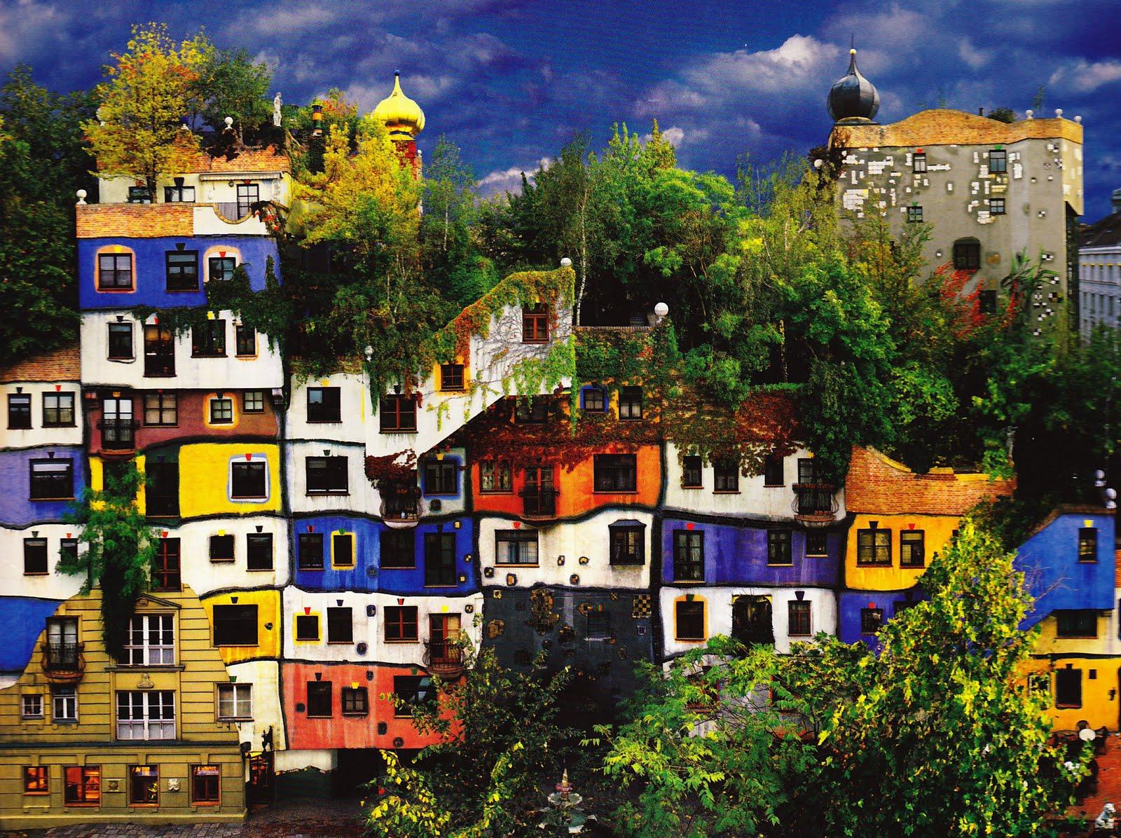 維也納百水公寓 Hundertwasserhaus – Traveladvertiser