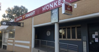 The Monky Bar, Dubbo NSW