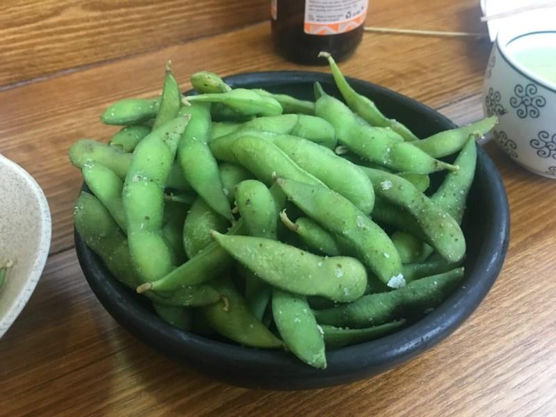 Edamame beans - Osaka trading co