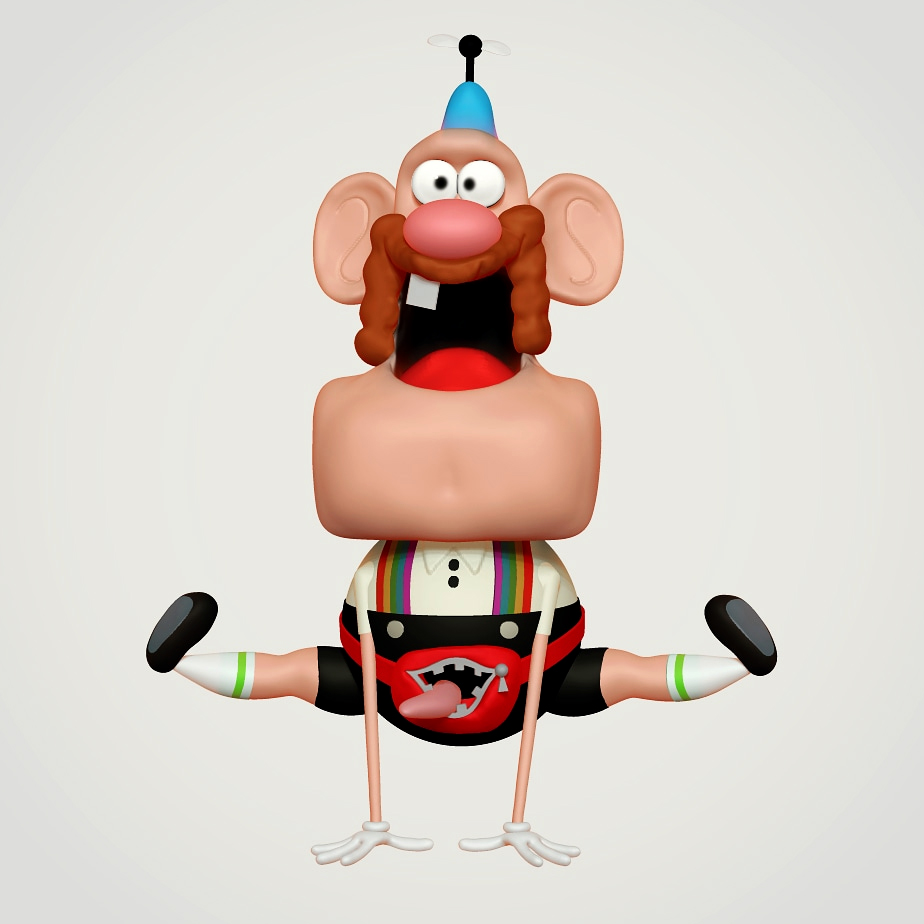 Uncle Grandpa toy