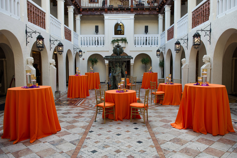 Mehndi Ceremony at The Villa Casa Casuarina  Chris Weinberg Events