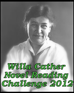 Willa Cather Novel Reading Challenge