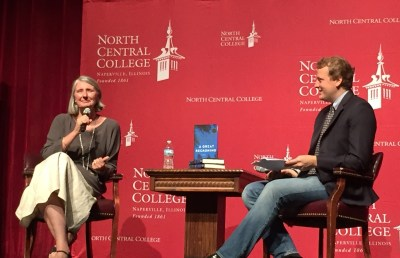 Louise Penny in conversation with Charles Finch