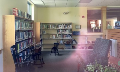 Buckland Public Library 2010 Addition Interior
