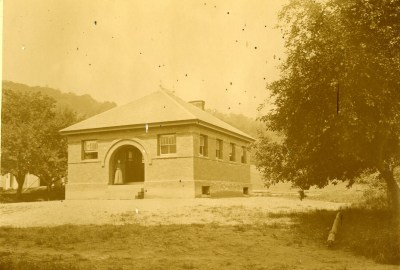 Buckland Public Library Historic Photo 1891
