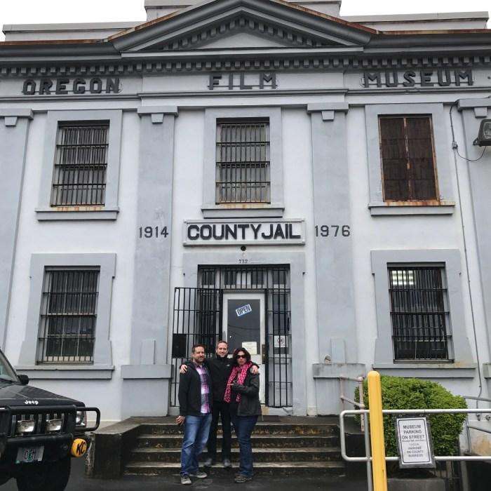 Oregon Film Museum in Astoria (WildmooBooks.com)