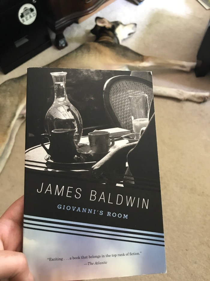 Giovanni's Room by James Baldwin (WildmooBooks.com)
