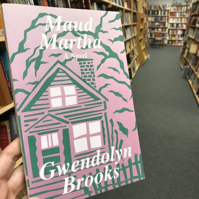 Maud Martha by Gwendolyn Brooks (WildmooBooks.com)
