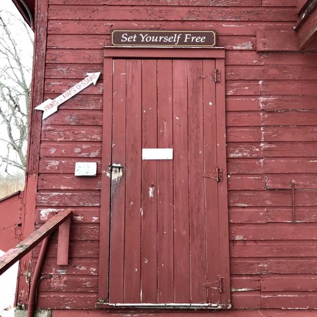 Set Yourself Free - Whitlock's Book Barn (WildmooBooks.com)