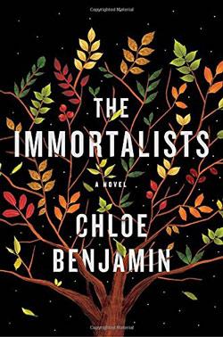 The Immortalists by Chloe Benjamin (WildmooBooks.com)