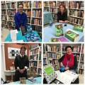 Independent Bookstore Day at Book Club CT 2018 - WildmooBooks.com