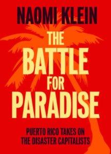 The Battle for Paradise Puerto Rico - WildmooBooks