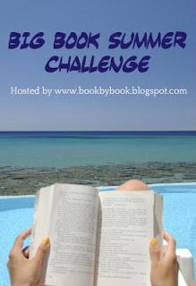 Big Book Summer Challenge 2018 Recap (WildmooBooks.com)