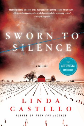 Sworn to Silence by Linda Castillo (WildmooBooks.com)