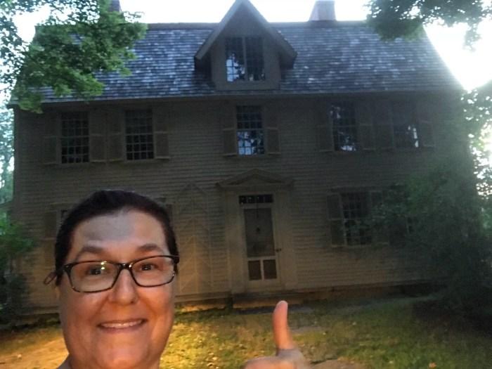 The Old Manse, Concord, MA (WildmooBooks.com)