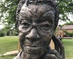 Gwendolyn Brooks statue in Chicago on WildmooBooks.com