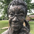 Gwendolyn Brooks statue in Chicago on WildmooBooks.com