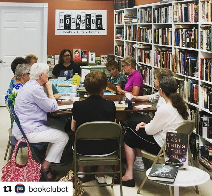 The Willa Cather Book Group at Book Club Bookstore (WildmooBooks.com)