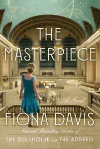 The Masterpiece by Fiona Davis on WildmooBooks.com