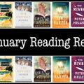 January 2019 Reading Recap WildmooBooks.com