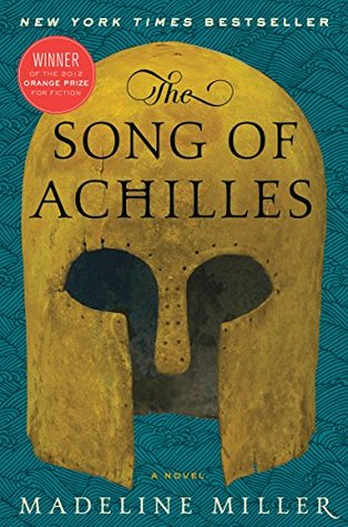 The Song of Achilles by Madeline Miller, book cover
