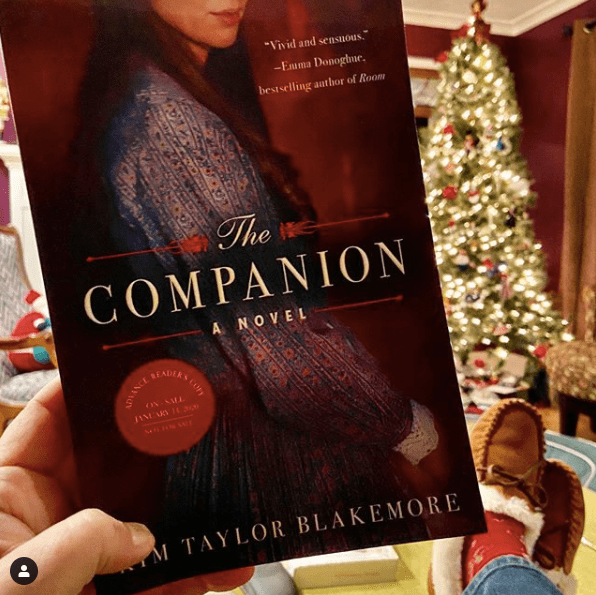 The Companion by Kim Taylor Blakemore on chriswolak.com