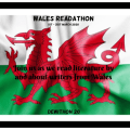 Wales Readathon Featured Image, Dewithon 20